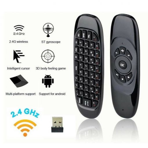 Best Air Mouse C120 For Android & Smart Tv Price In Pakistan