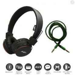 Buy online Nia X2 Bluetooth Wireless Headphone Price in Pakistan