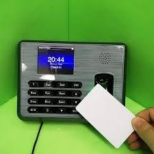 Best Zkteco Attendance Machine Tx628 With Rfid Card Price in Pakistan
