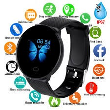Best D18 Fitness Bracelet Heart Rate Monitor Price In Pakistan