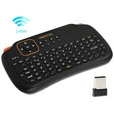 Best Wireless Keyboard Viboton S1 TouchPad Mouse Price in Pakistan