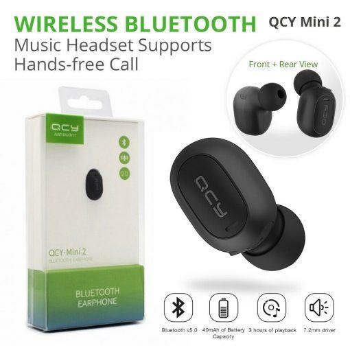 Online Store Qcy Bluetooth Handsfree Mini 2 Price in Pakistan