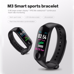 Best M3 Band Sport Wristband For Ios And Android Price In Pakistan