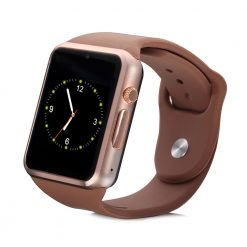Best Apple Smart Watch W08 For Ios And Android (Golden) Price in Pakistan