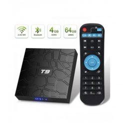 Buy Best Smart tv Box T9 4gb+64gb 4k Ulta Hd 9.0v Price in Pakistan