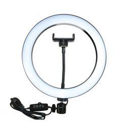 Buy Online Ring Light 26cm Led Studio Camera Price In Pakistan
