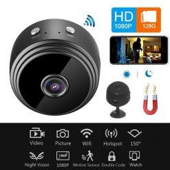 Buy Online Wifi Mini Camera A9 Magnetic Price In Pakistan