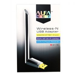 Buy Online Wifi Usb Adopter Alfa 3dbi Mt 7601 Price In Pakistan