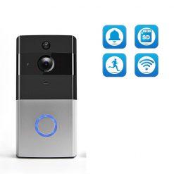 Buy Online Doorbell Camera For Ios And Andriod Price In Pakistan