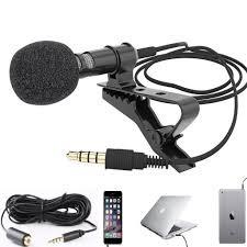 Buy Online Lavalier Microphone Professional Price In Pakistan