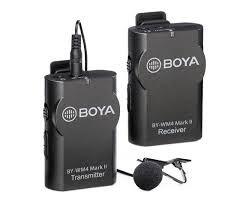 Buy Online Wireless Microphone Boya By-wm4 Price In Pakistan