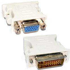 Buy Online Dvi To Vga Connecter Male 24+5 Price In Pakistan