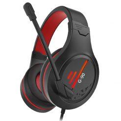 Buy Online Gaming Headset G90 Red & Black Price In Pakistan