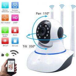 Buy Online Ip Wireless Camera 360 3 Antenna Price In Pakistan