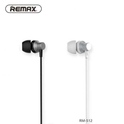 Buy Online Stereo Handfree Remax Metal Rm 512 Price In Pakistan