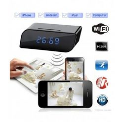 Buy Online Table Clock T3 With Wifi Camera Hd Price In Pakistan