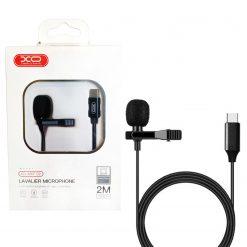 Buy Online Type C Mic Xo Mic 2m Wire Black Price In Pakistan