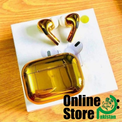 Best Quality Apple Airpods Generation 2 Golden Color Price in Pakistan